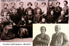 F. Weitzman- Resistance fighter & a dentist