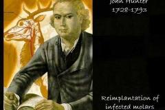John Hunter-father of orthodontics