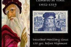 Leonardo da Vinci- the anatomist