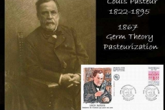 Pasteur-Germs cause illnesses