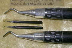 Notched Ebony Pluggers